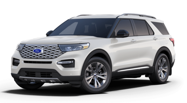 2020 Ford Explorer Platinum SUV in Cedartown, GA
